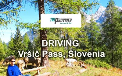 Driving the Vrsic Pass, Slovenia – Which direction is best?