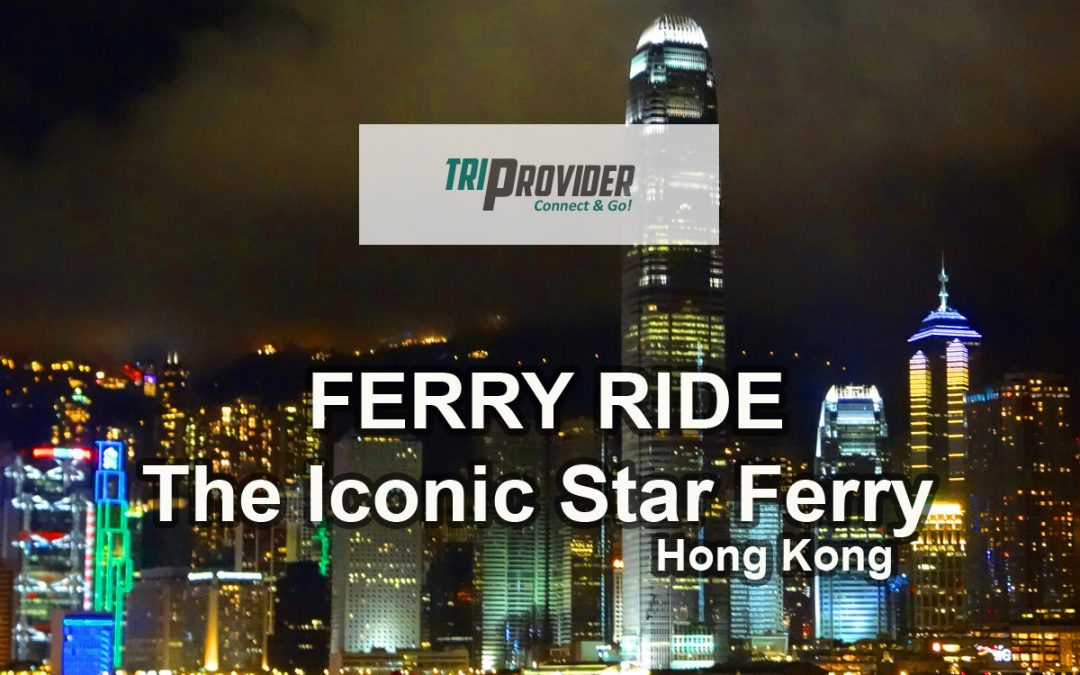 Sailing Hong Kong's Iconic Star Ferry
